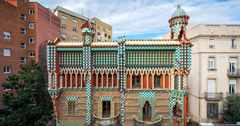 Casa Vicens, from private housing to UNESCO heritage | Casa